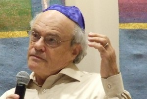 "After seeing the ""nasty, nasty argument"" within the Jewish community over the Iran deal, Ken Stein says there's no reason for Jews to treat one another with such antagonism over a foreign policy disagreement. (photo by Michael Jacobs)"