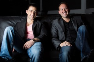 Jason Kagan and Aaron Payes - Studio B Photography