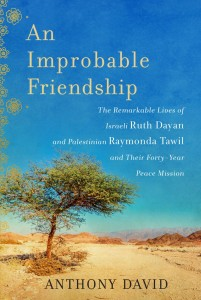 An Improbable Friendship By Anthony David Arcade Publishing, 312 pages, $24.99 At the festival Nov. 16