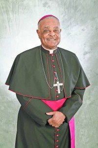 """""""I am very proud and very encouraged by the level of dialogue, friendship, interaction, collaboration that we in Atlanta have with our Jewish brothers and sisters,"""" Archbishop Wilton Gregory says."""