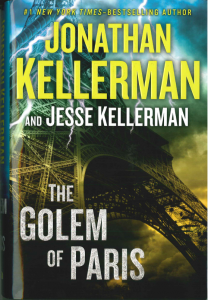 The Golem of Paris By Jonathan Kellerman and Jesse Kellerman G.P. Putnam's Sons, 512 pages, $27.95 At the festival Nov. 12