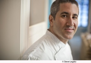 Photo by Steve Legato Chef Michael Solomonov says he learned to make great latkes from an Italian restaurant, not his mother.