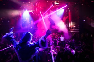 The 2014 Matzoball in Miami was hosted at LIV nightclub.
