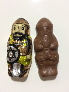 Milk Chocolate Maccabees Not What it Seems 1