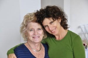Mildred and Gayle Kirschenbaum