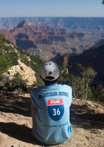 Etgar 36's 36-day and 22-day summer trips include the Grand Canyon.