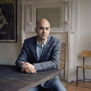 """""""See the play with someone with whom you like to argue,"""" playwright Ayad Akhtar says."""