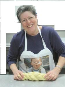Baking is one of Marilyn Gootman's talents.