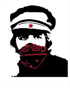 """Red Bandana"" reflects Ringo Starr's pop-art sensibility."