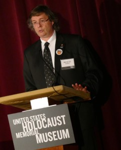 Without the preserved artifacts, AJT Publisher Michael Morris says, the Holocaust will be impossible for future generations to believe.