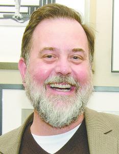 Georgia Equality Executive Director Jeff Graham is receiving SOJOURN's Kinsler Rainmaker Award.