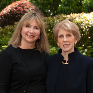 Photo by Eric Bern Brooke Blasberg and Cherie Aviv are the co-chairs of the William Breman Jewish Home Auxiliary.