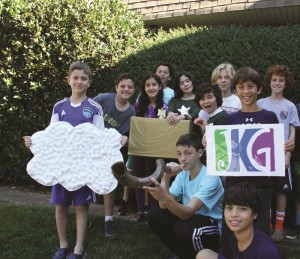 Personal interest projects in areas ranging from family history to Torah study will help bring Jewish Kids Groups middle-schoolers to a group b'nai mitzvah celebration after two years.