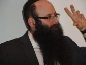 Rabbi Binyomin Adams