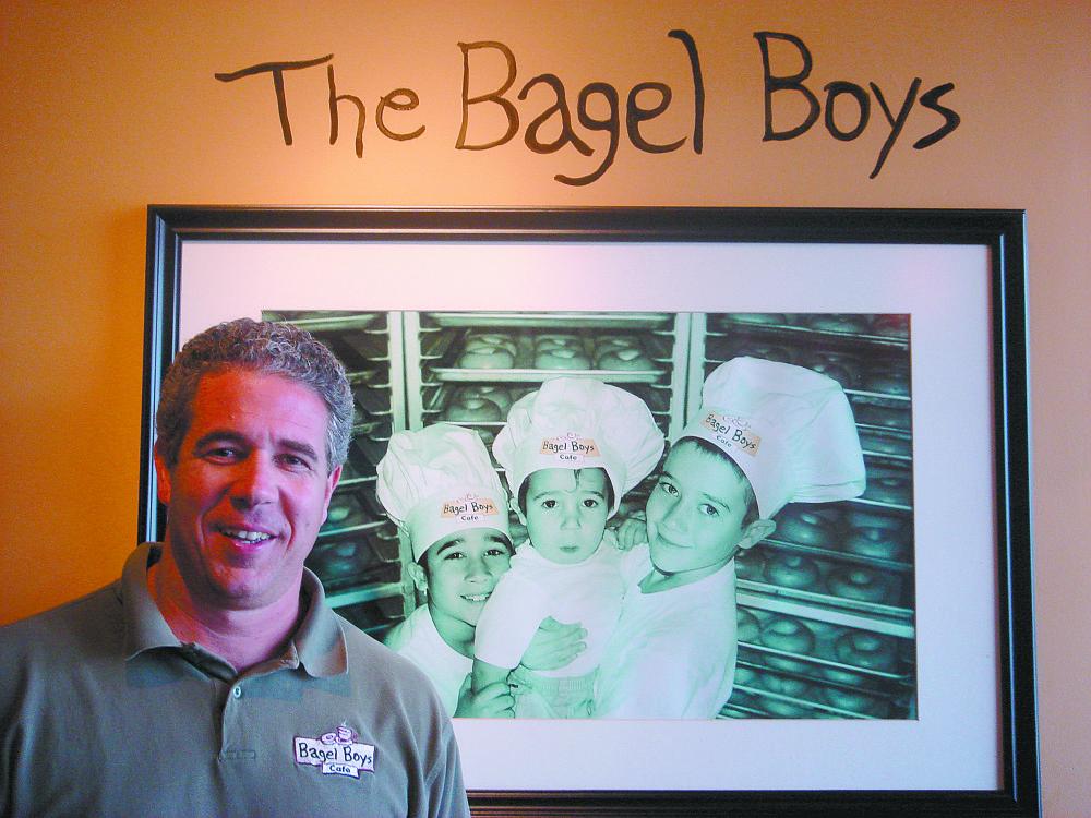 bagel boy bagels