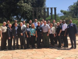 The Georgia International Law Enforcement Exchange recently sent 19 delegates from the Southeast to Israel for training.