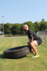 You might have to go to fitness extremes to win prizes in the Marcus JCC's free fitness challenge, Beat the Heat.