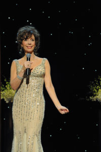 Who: Rita Rudner Where: The Punchline, 3652 Roswell Road, Buckhead When: 8 p.m. Wednesday, July 27, and Thursday, July 28 Tickets: $30; www.punchline.com/shows.asp or 404-252-5233