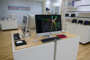 Experimac in Sandy Springs buys, sells, trades, repairs and upgrades all Apple products.
