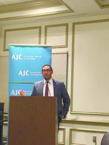 AJC Atlanta Regional Director Dov Wilker