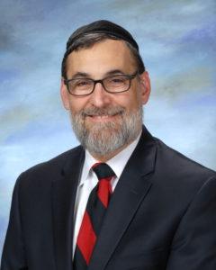 Rabbi Binyomin Friedman is the spiritual leader of Congregation Ariel.