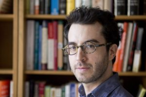 Jonathan Safran Foer will appear at 7:30 p.m. Wednesday, Nov. 9.