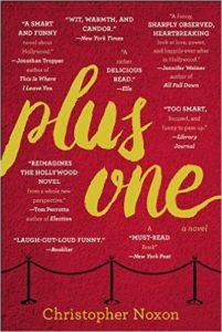 Plus One By Christopher Noxon Prospect Park Books, 304 pages, $24.95
