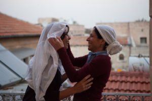"""Strong female characters dominate Emil Ben-Shimon's """"The Women's Balcony,"""" the closing film of the 17th Atlanta Jewish Film Festival."""