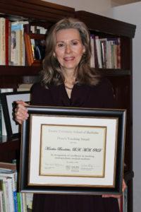 Martha Burdette is the head of school at Ben Franklin Academy.