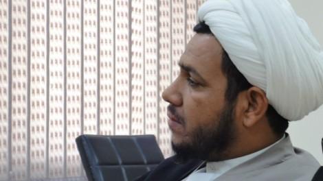 Sheik Al Gahalivi (photo credit: courtesy)