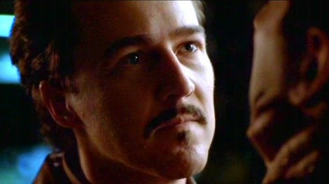 And if Aaron Sorkin ever decided to turn it into a TV show, Edward Norton would be a shoo-in for the role of Bashar. (courtesy Paramount Pictures)