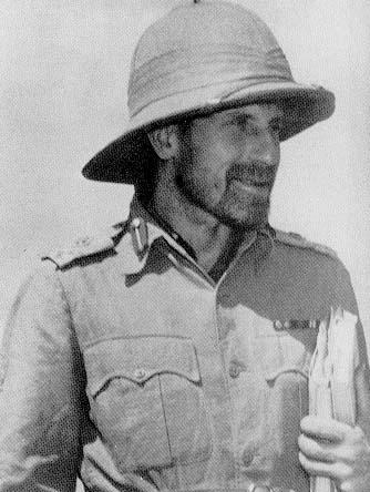 Orde Wingate (photo credit: US Army, public domain via Wikipedia)