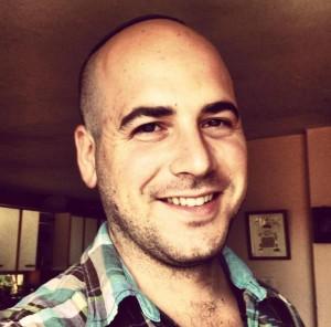 Bald is beautiful (photo credit: courtesy Elie Leshem)