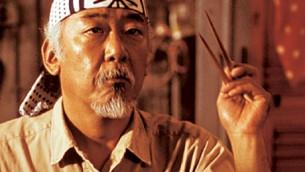 Oleh who catch fly with chopsticks get big arnona discount. (Columbia Pictures)
