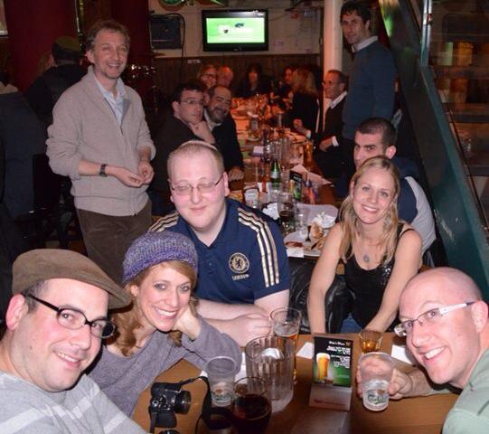 Beer. Bringing Israeli bloggers together since 2012.