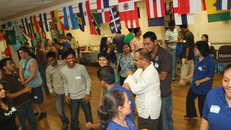 International orientation at Georgia State University (photo credit: CC BY sylvar/Flickr)