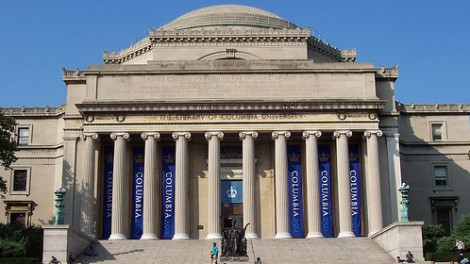 A pervasive, silent apathy. Columbia University (photo credit: CC BY-SA InSapphoWeTrust, Flickr)