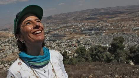 Nadia Matar (photo credit: Nati Shohat/Flash90)