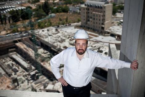 Housing Minister Ariel Atias (photo credit: Noam Moskowitz/Flash90)