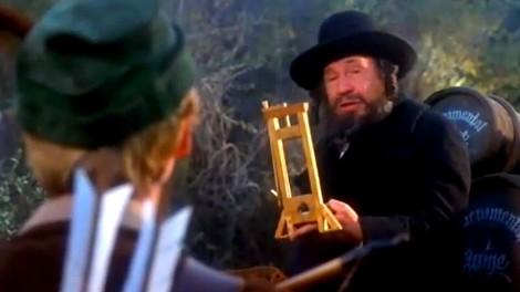 What makes Jews what they are, ultimately, is not their jokes or their movies, but the mark in their flesh. Mel Brooks in 'Robin Hood: Men in Tights'