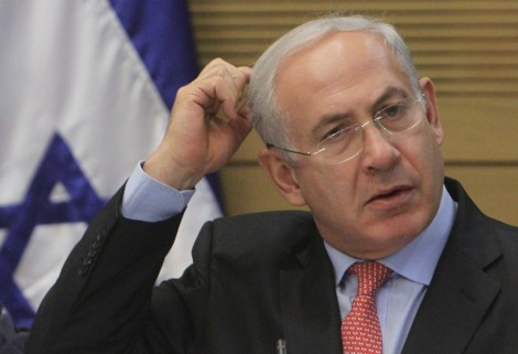 An intrinsic hesitancy? Prime Minister Benjamin Netanyahu, August 2012 (photo credit: Miriam Alster/Flash90)