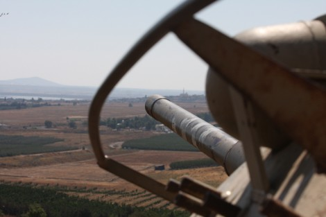 Golan Heights (Illustrative photo: Yossi Zamir/Flash90)
