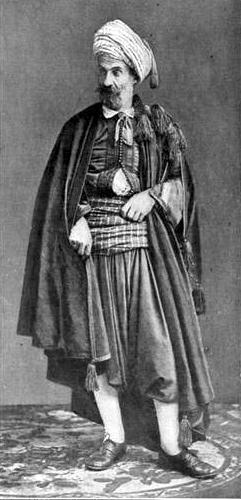 Algerian Jew, c. 1903 (photo: PD-1923)