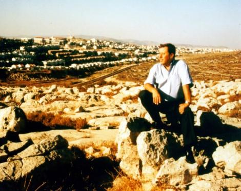 Ron Nachman, 1942 - 2013 (photo supplied by Avi Zimmerman)