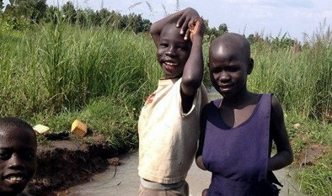 South Sudan, the world's newest independent state (photo: IsraAid)