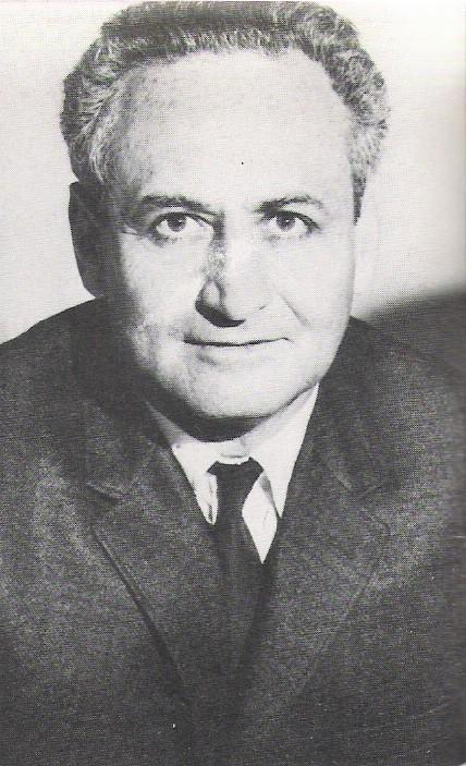 Prof. Yehoshaphat Harkaby