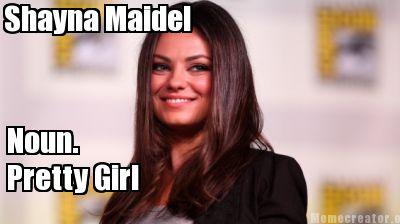 shayna maidel