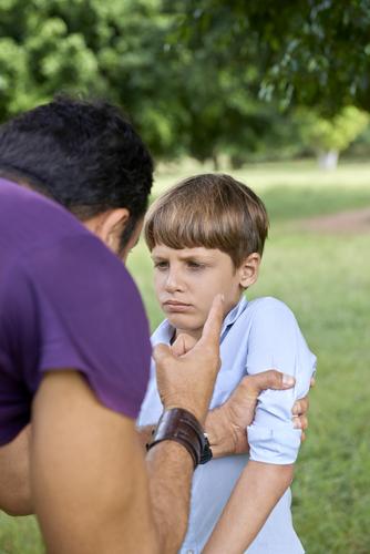 (scolding image via Shutterstock)