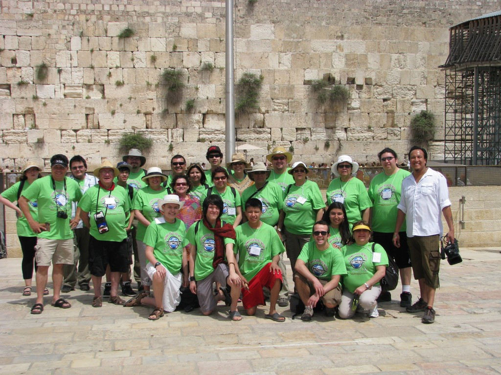 Norway House Cree Nation mission to Israel