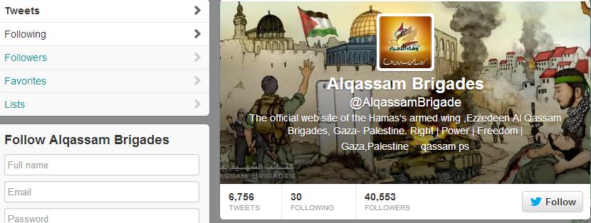 AlQassamTwitter